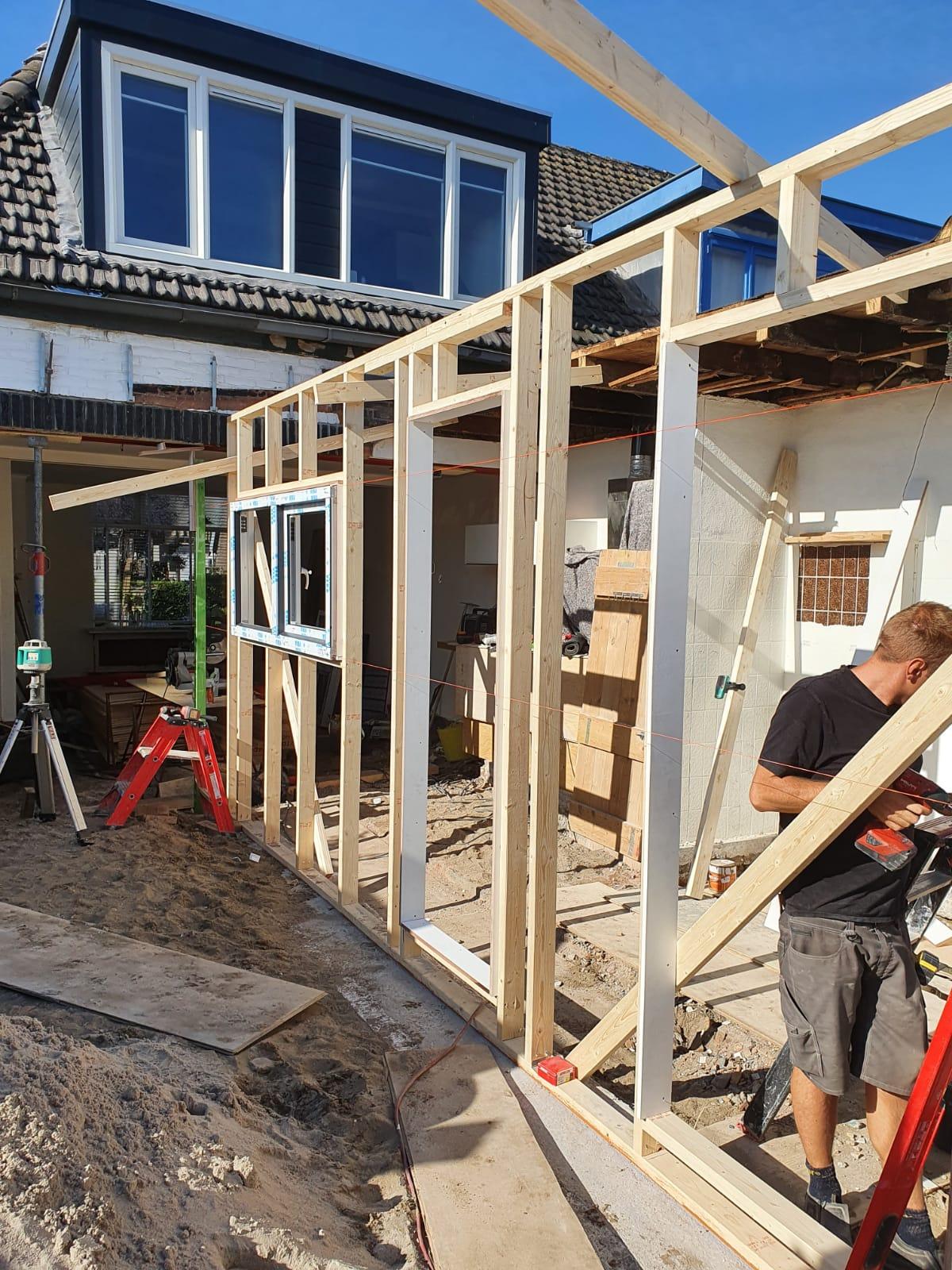 KdeK Timmerwerken Wijk aan Zee Complete verbouwingen aanbouw uitbouw Wijk aan Zee 04