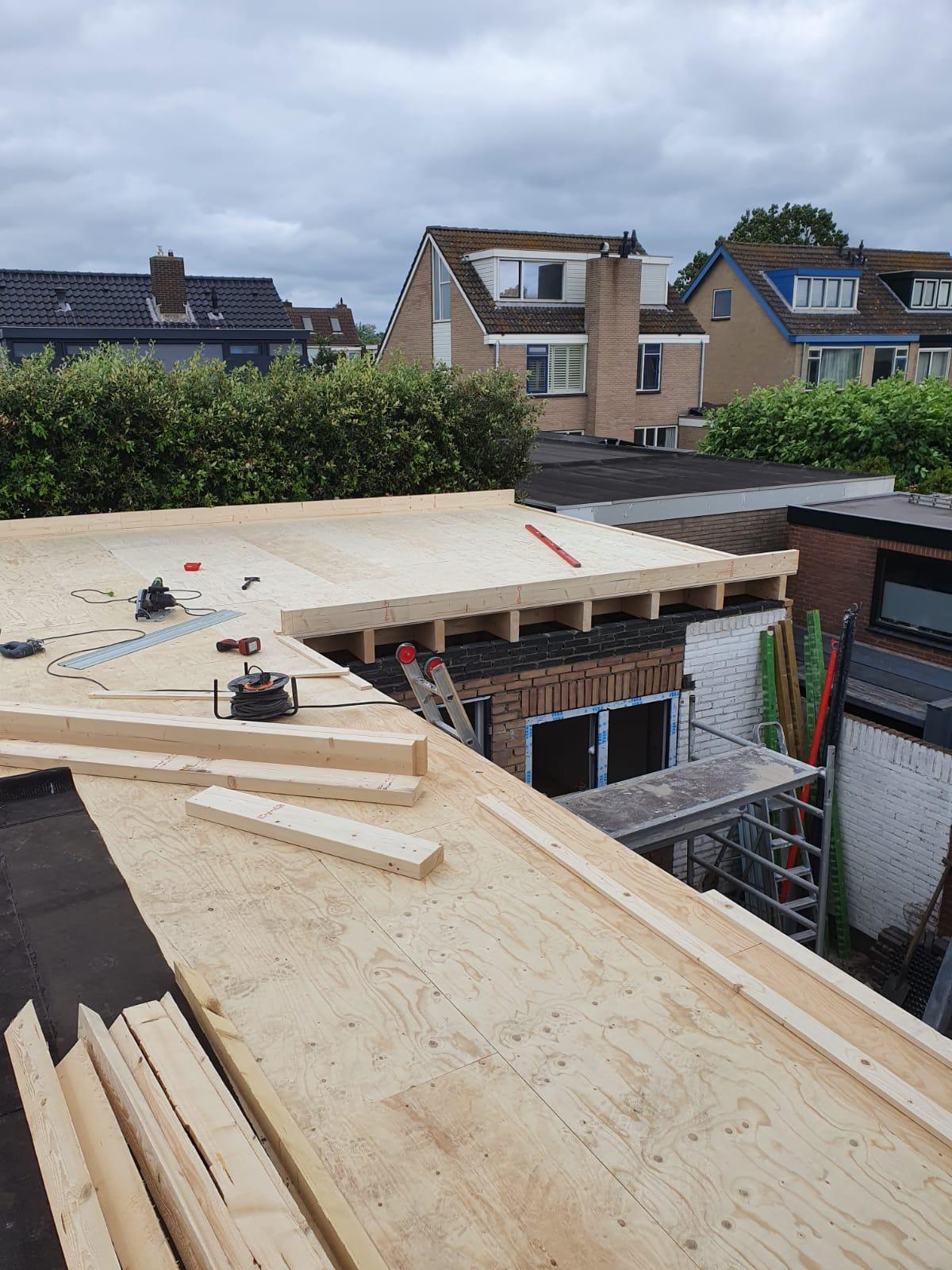 KdeK Timmerwerken Wijk aan Zee Complete verbouwingen aanbouw uitbouw Wijk aan Zee 15