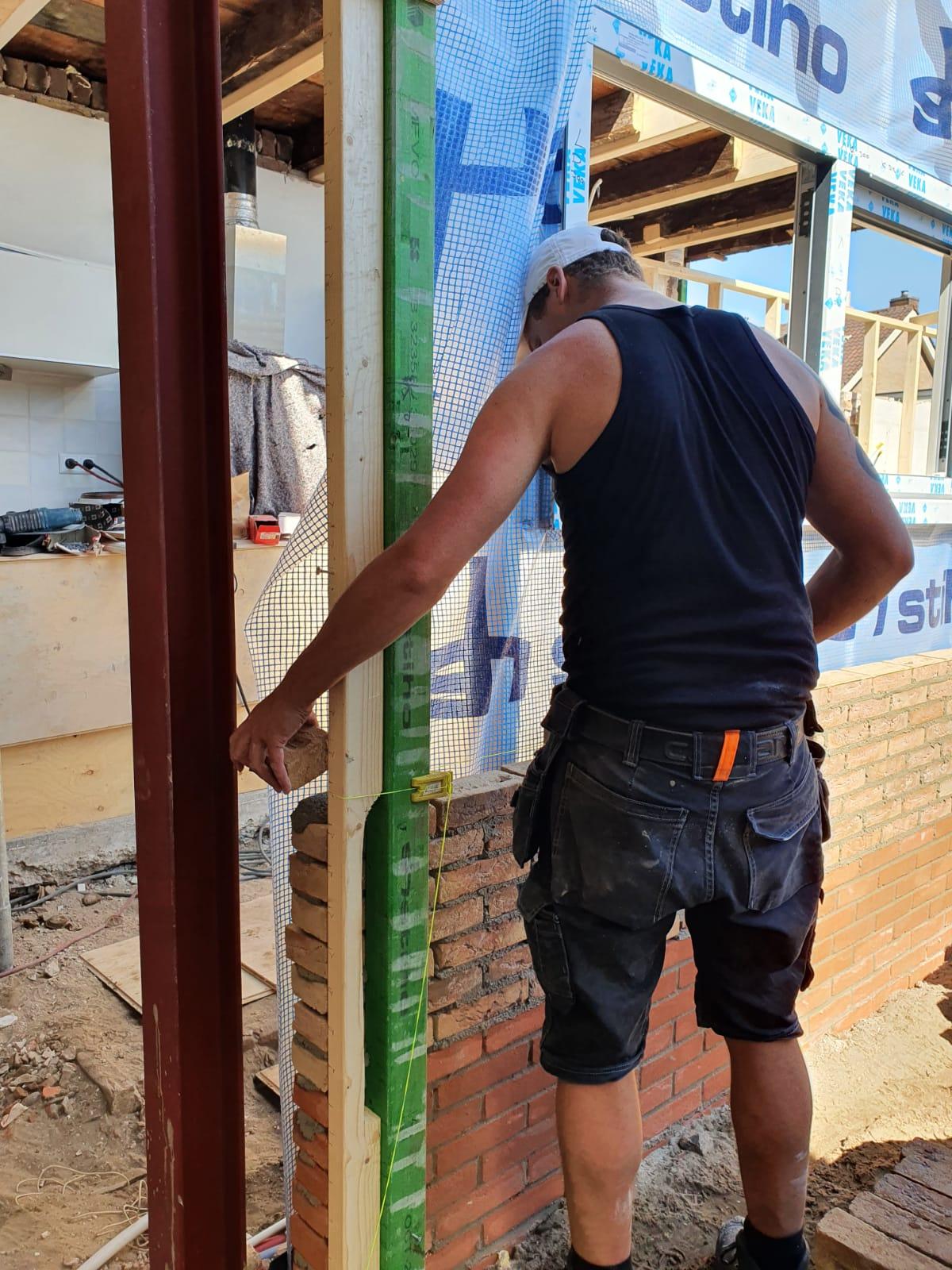 KdeK Timmerwerken Wijk aan Zee Complete verbouwingen aanbouw uitbouw Wijk aan Zee 20