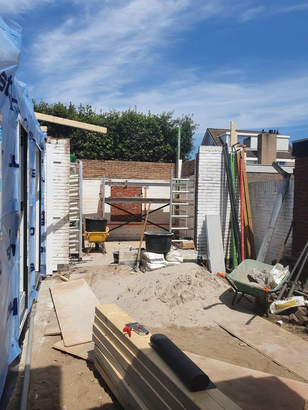KdeK Timmerwerken Wijk aan Zee Complete verbouwingen aanbouw uitbouw Wijk aan Zee 21